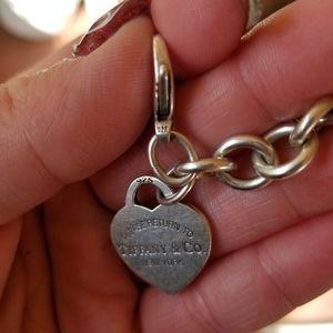 Tiffany & Co. Jewelry - Tiffany & CO sterling silver bracelet